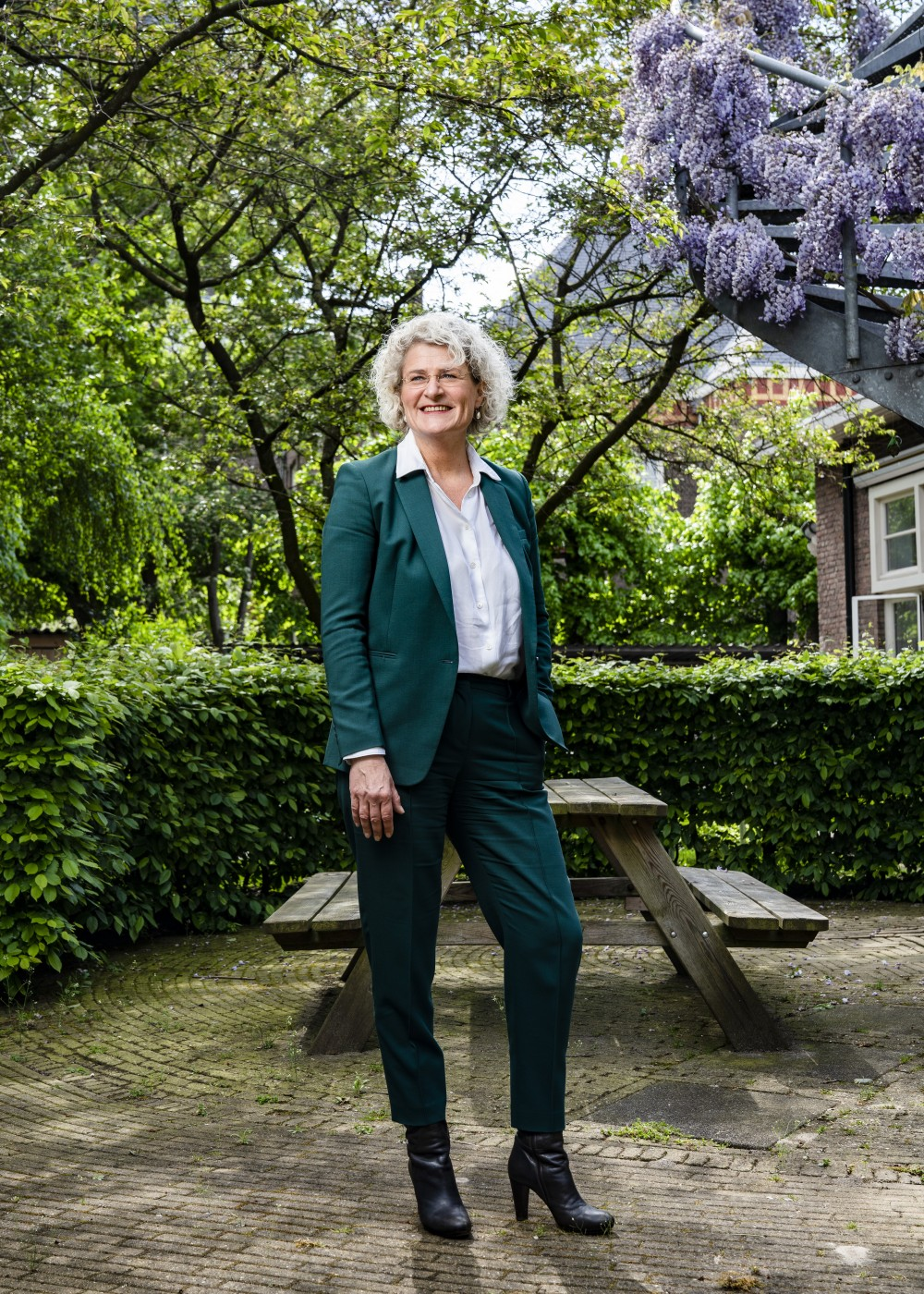 The Netherlands, Amsterdam, 09 May 2019. Portrait Doreen Boonekamp, director Dutch Film Fund. Photo: 31pictures.nl / Nederland, Amsterdam, 09 mei 2019. Portrait Doreen Boonekamp, directeur Nederlands Filmfonds. Foto: 31pictures.nl / (c) 2019, www.31pictures.nl